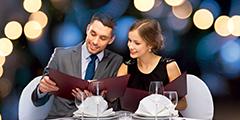 Рандеву Романтическая атмосфера и незабываемый ужин