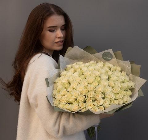 101 роза всего за 5990 руб.!