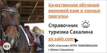 Справочник туризма Сахалина go.sakh.com. Качественное обучение верховой езде и конные прогулки