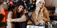 Школа Фактура Новогодние предложения от творческой студии для девушек!