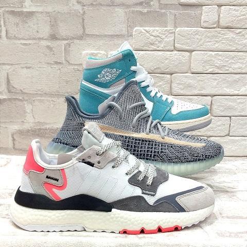 Спортивная обувь в наличии